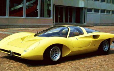Alfa Romeo 33 Pininfarina Prototipo Speciale 1:18