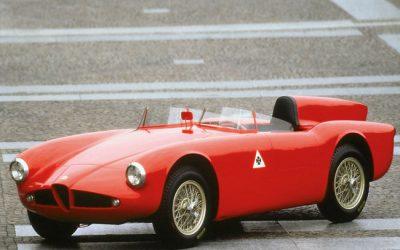 Alfa Romeo 750 Competizione 1:18