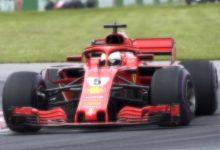 Ferrari SF71h Montreal Vettel 50 victories