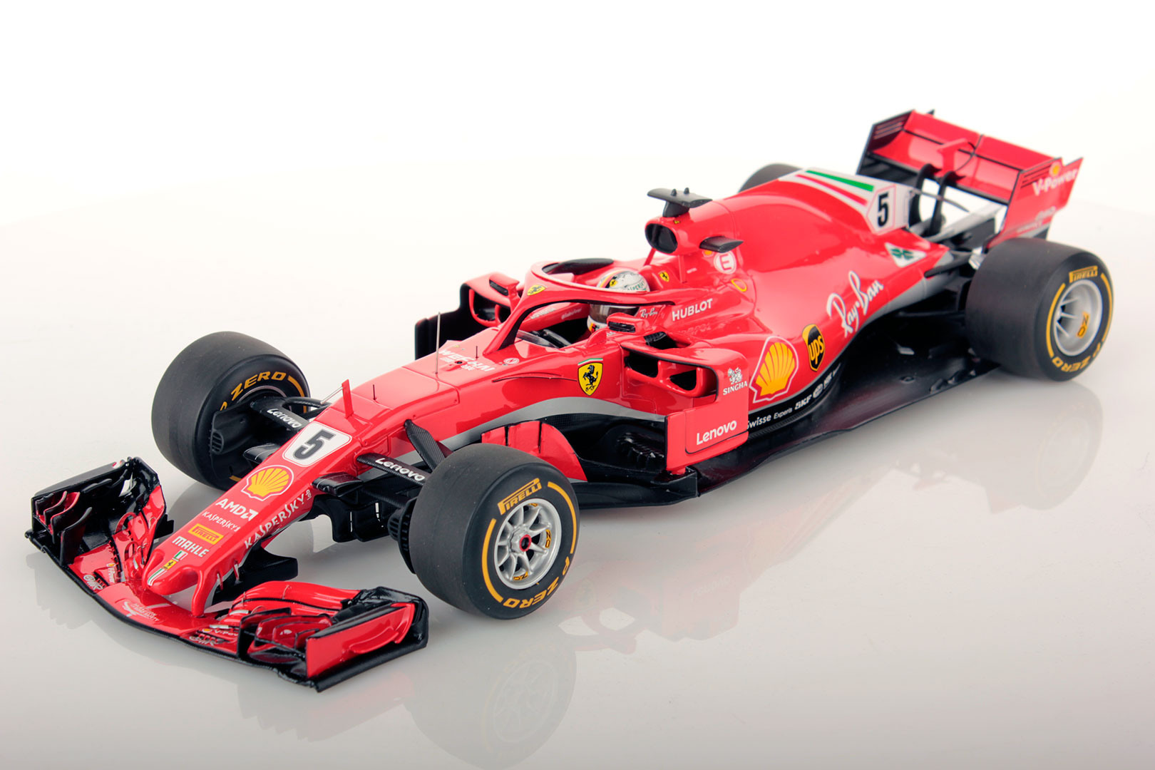 ferrari sf71h australian gp 2018 sebastian vettel winner 1 18 looksmart models. Black Bedroom Furniture Sets. Home Design Ideas