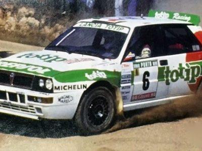 Lancia Delta HF Integrale 1:18