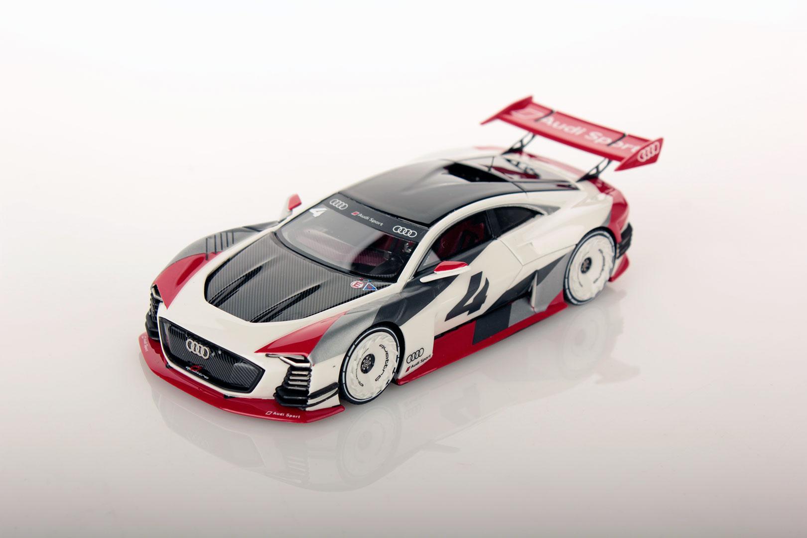 Audi E Tron Vision Gt 1 43 Looksmart Models