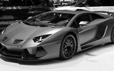 Lamborghini Aventador Aftermarket 1:18