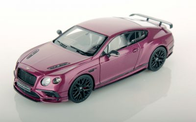 Bentley Continental Supersport 1:43