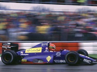 Lamborghini 291 F1 Belgium GP 1991