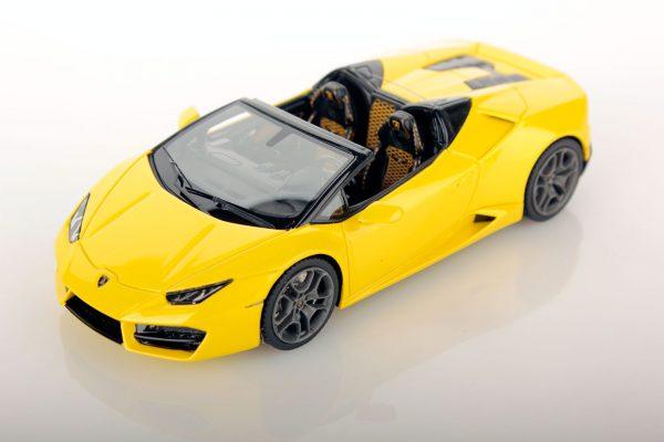 Lamborghini Huracan 580-2 Spyder 1:18