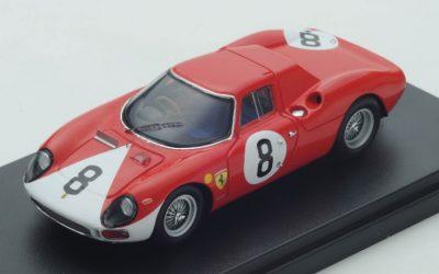 Ferrari 250LM 12h Reims 1964 #8
