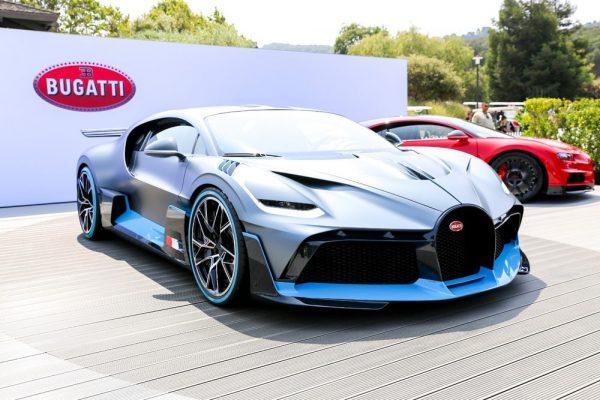 Bugatti Divo 1:43