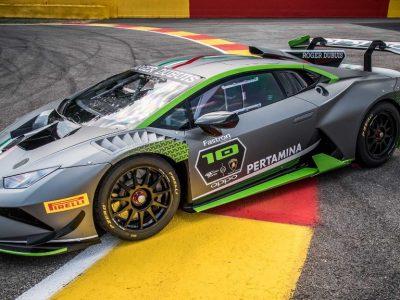 Lamborghini Super Trofeo Evo 10th Anniversary 1:18