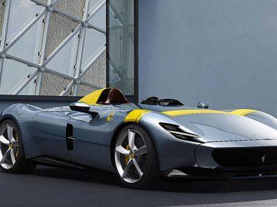 Ferrari Monza SP1 1:18 1:43 scale