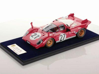Ferrari 512 Daytona 27 1:18