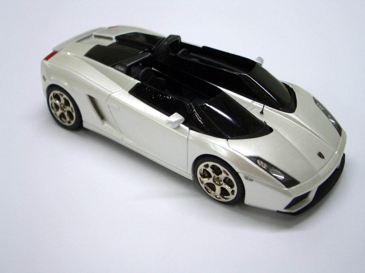 Lamborghini Concept S 1 43 Looksmart Models