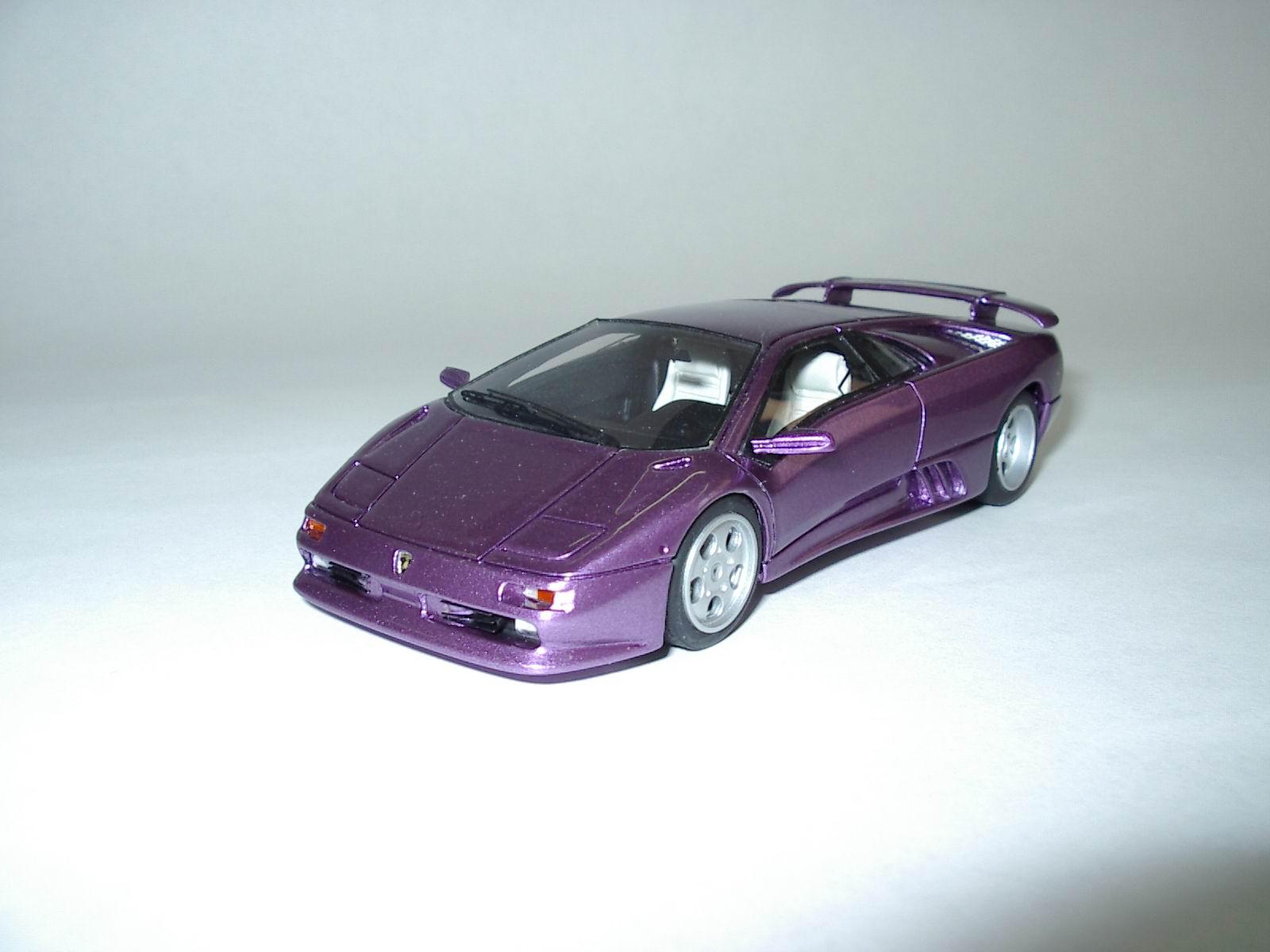 Lamborghini Diablo Se30 1994 143 Looksmart Models