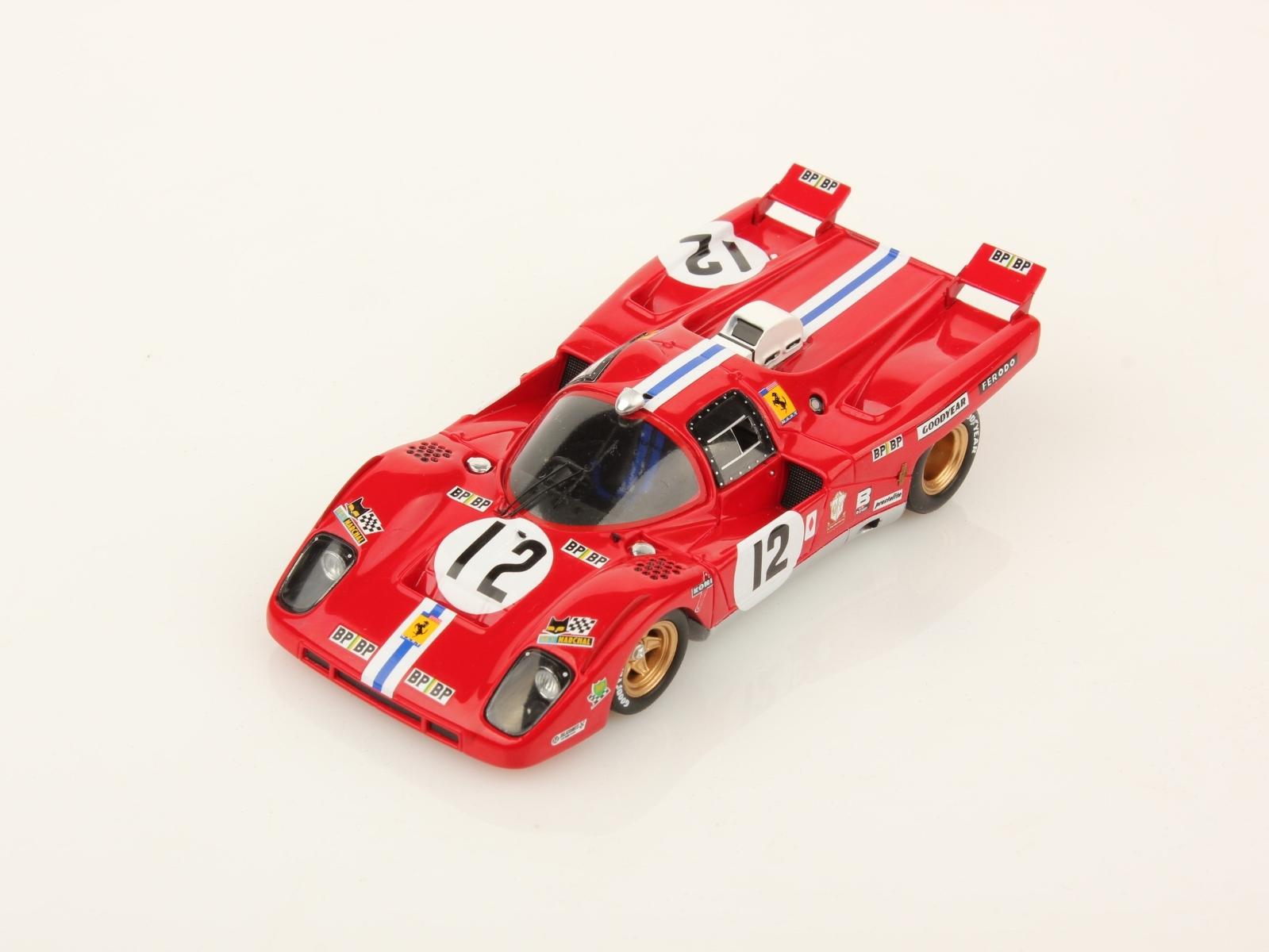 Ferrari 512M NART LeMans 1971
