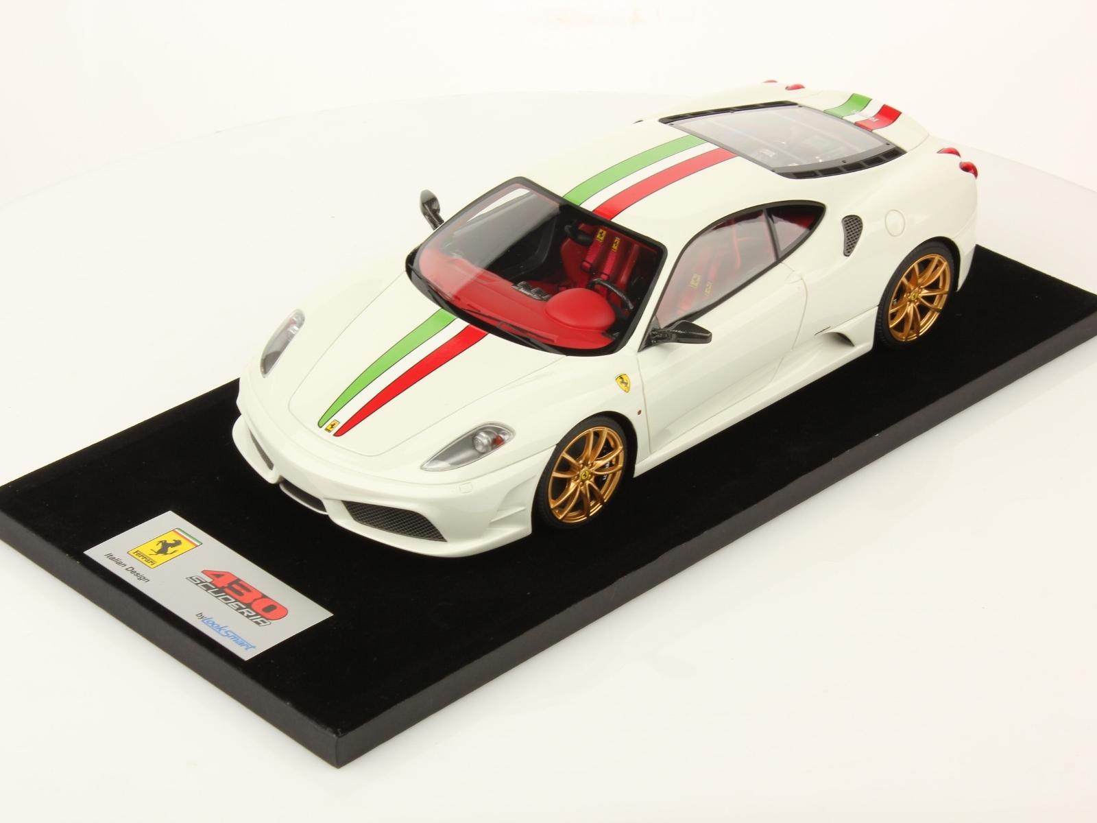Ferrari F430 Scuderia 1 18 Looksmart Models