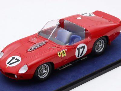 Ferrari 250 TRI/61 No.17 24H Le Mans 1961 P. Rodriguez - R. Rodriguez 1:18