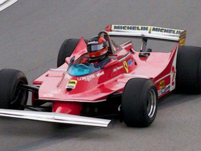 Ferrari 312 T5 Canada 1980 Villeneuve