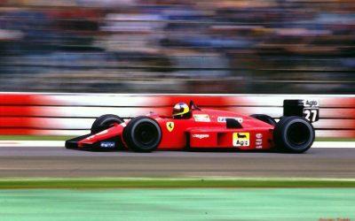 Ferrari F1-87/88 Italy 1988 Alboreto