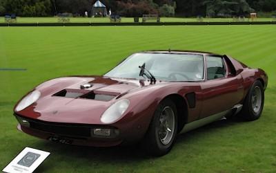 In Development Lamborghini Miura 50th Anniversary History