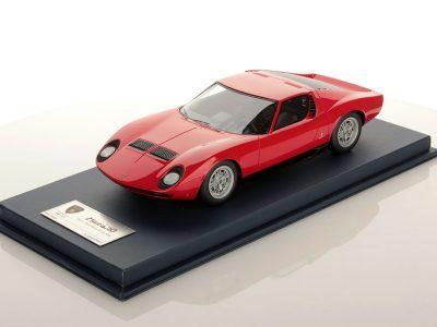 Lamborghini Miura Paris 1966 1:18