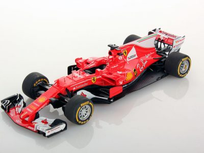 Ferrari SF70H 1:43 Press Version 1:43