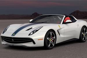 Ferrari F60 America 1:18