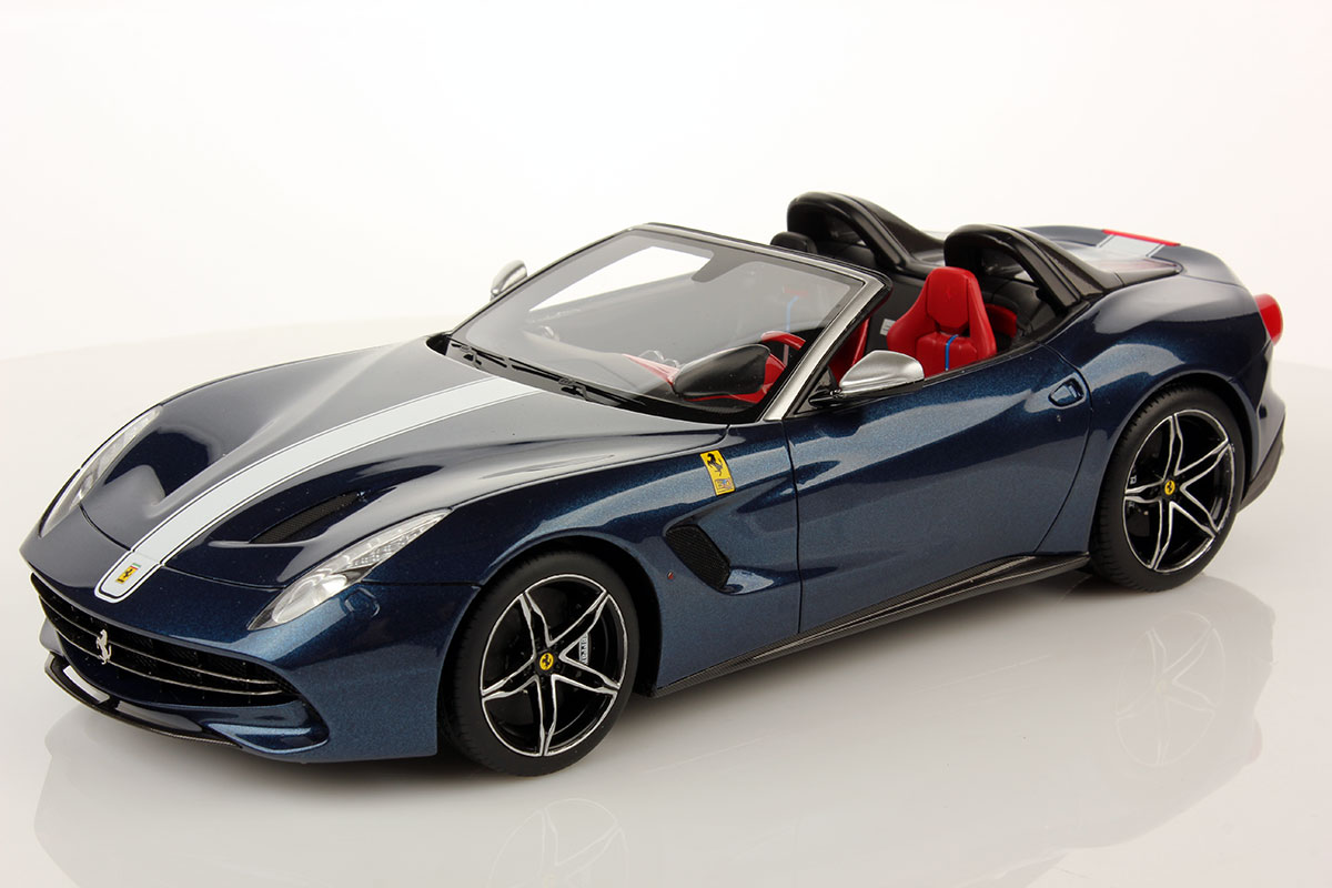 Ferrari F60 America 1 18 Looksmart Models