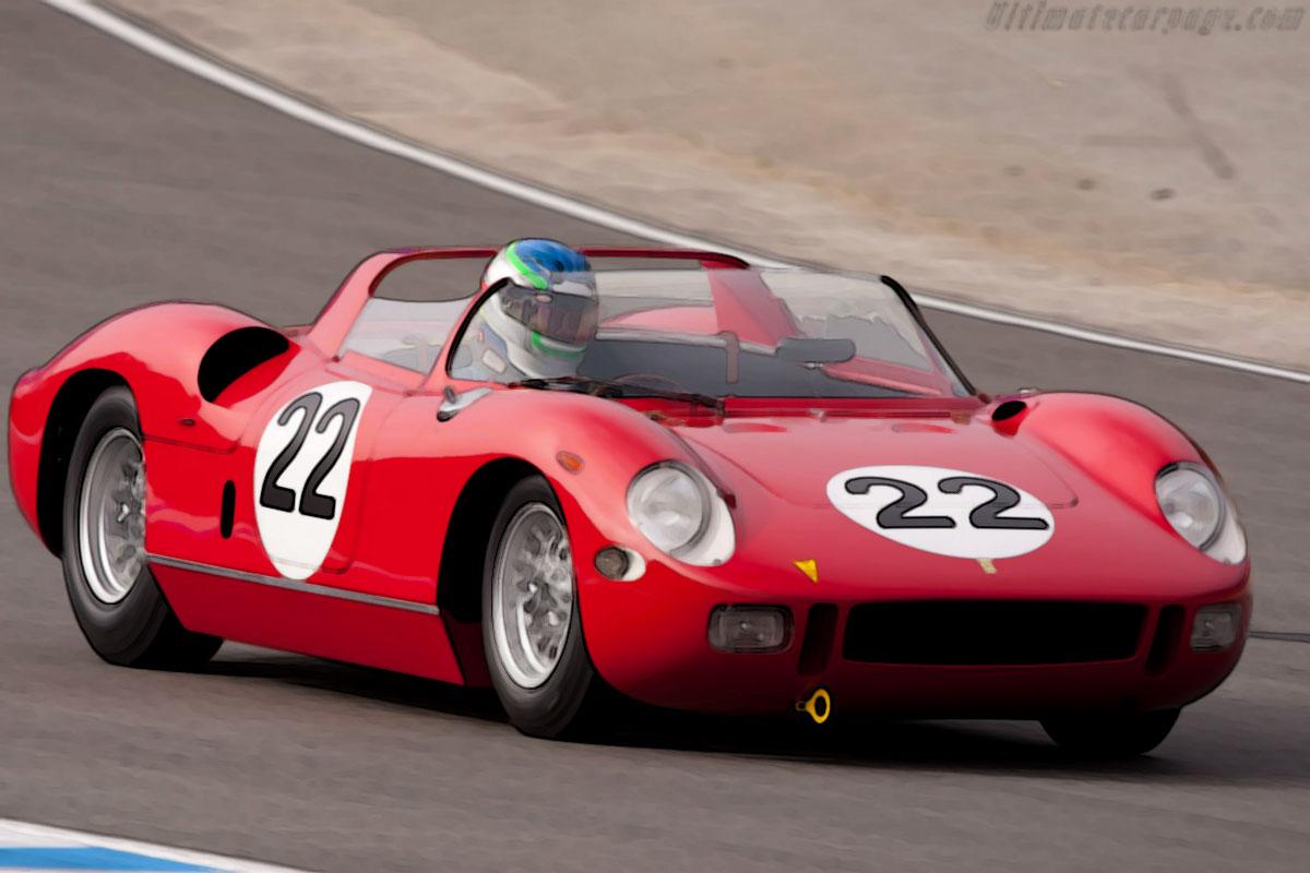 Ferrari 250p 3rd Le Mans 1963 1 18 Looksmart Models