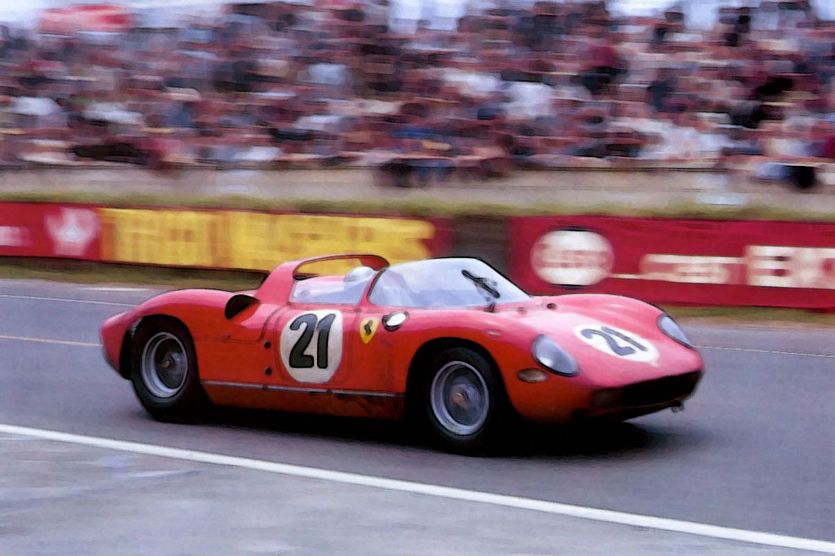 Ferrari 250P Winner Le Mans 1963 1:18 | Looksmart Models