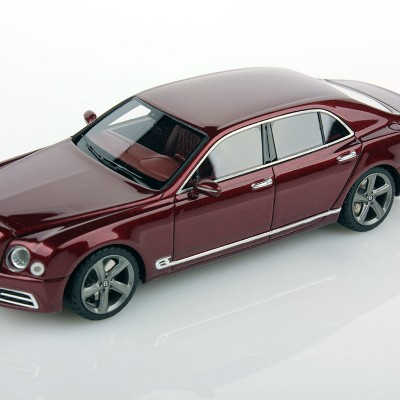 Bentley Mulsanne Speed 06