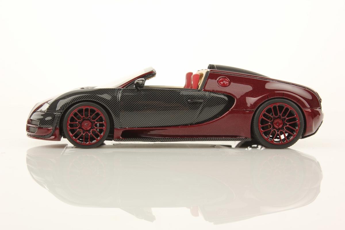 bugatti veyron 16 4 grand sport vitesse la finale looksmart models. Black Bedroom Furniture Sets. Home Design Ideas