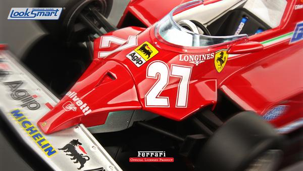 Ferrari 126 CK 1:18 Formula 1