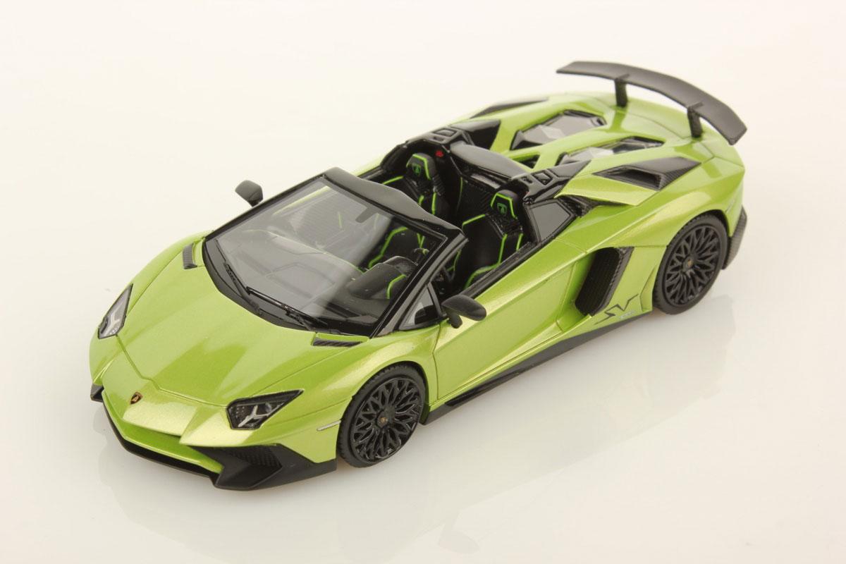 Lamborghini Aventador Lp 750 4 Superveloce Roadster 1 43 Looksmart Models