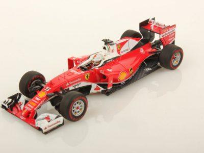 Ferrari SF16H Vettel
