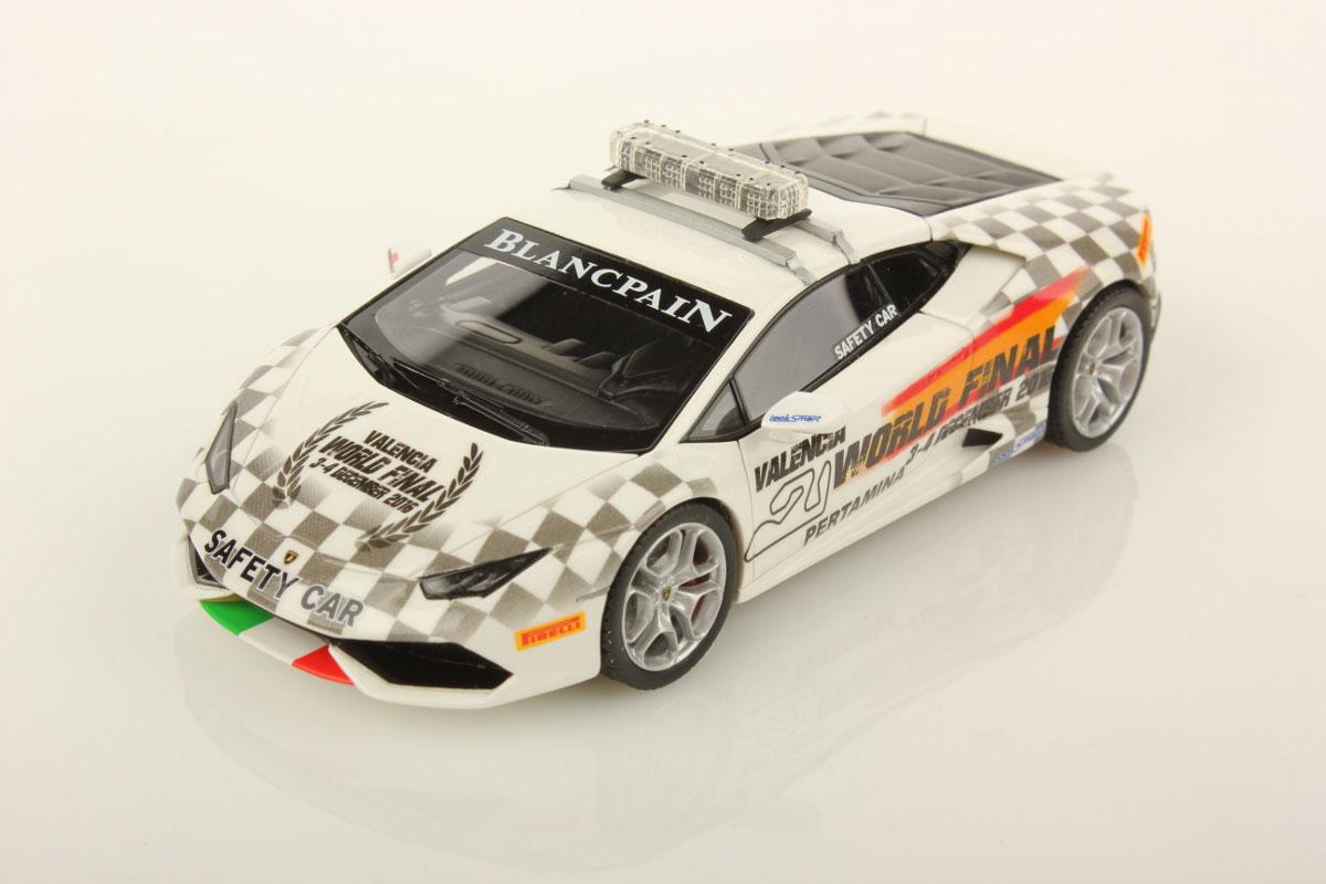 Lamborghini Huracan Super Trofeo Safety Car