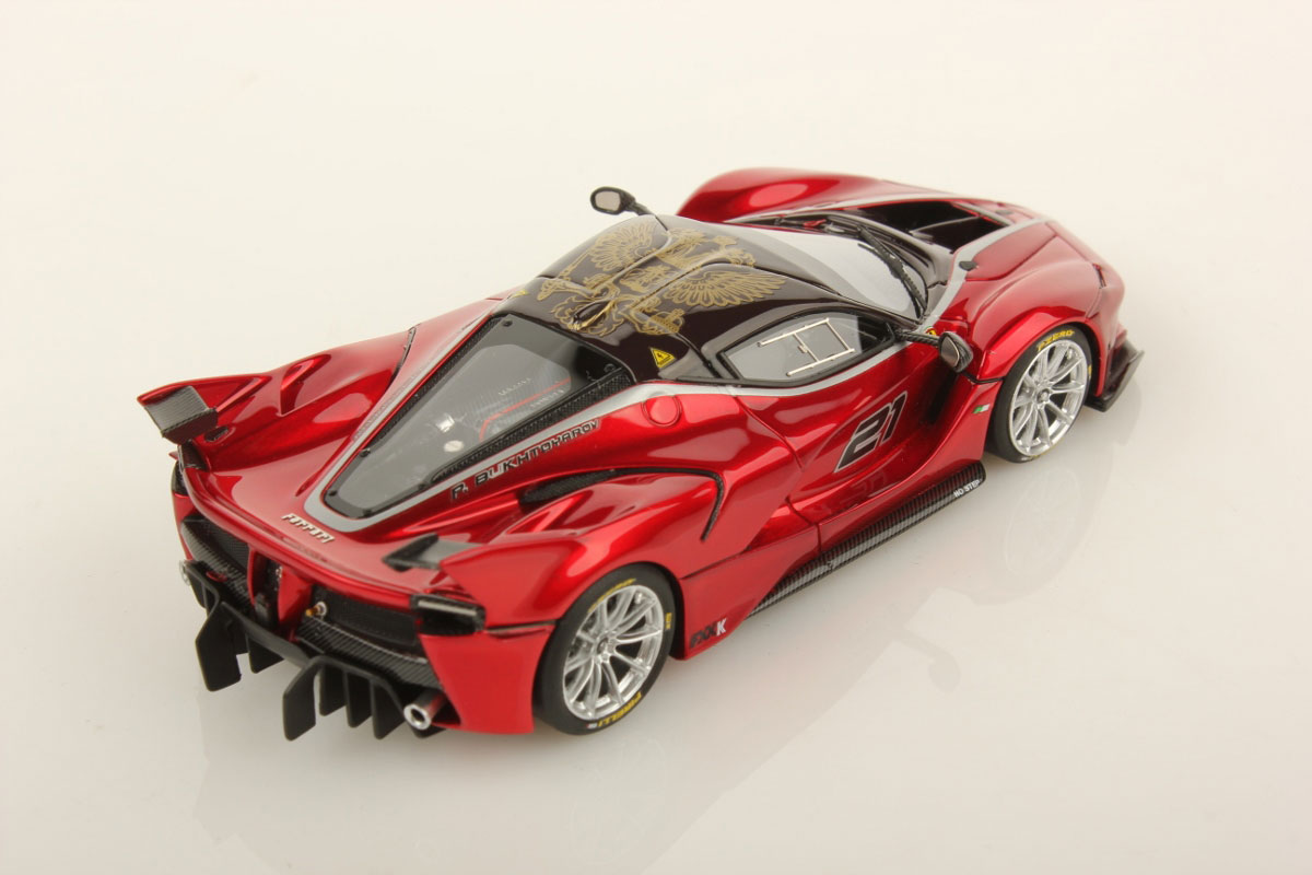 ferrari fxx k 21 1 43 looksmart models. Black Bedroom Furniture Sets. Home Design Ideas