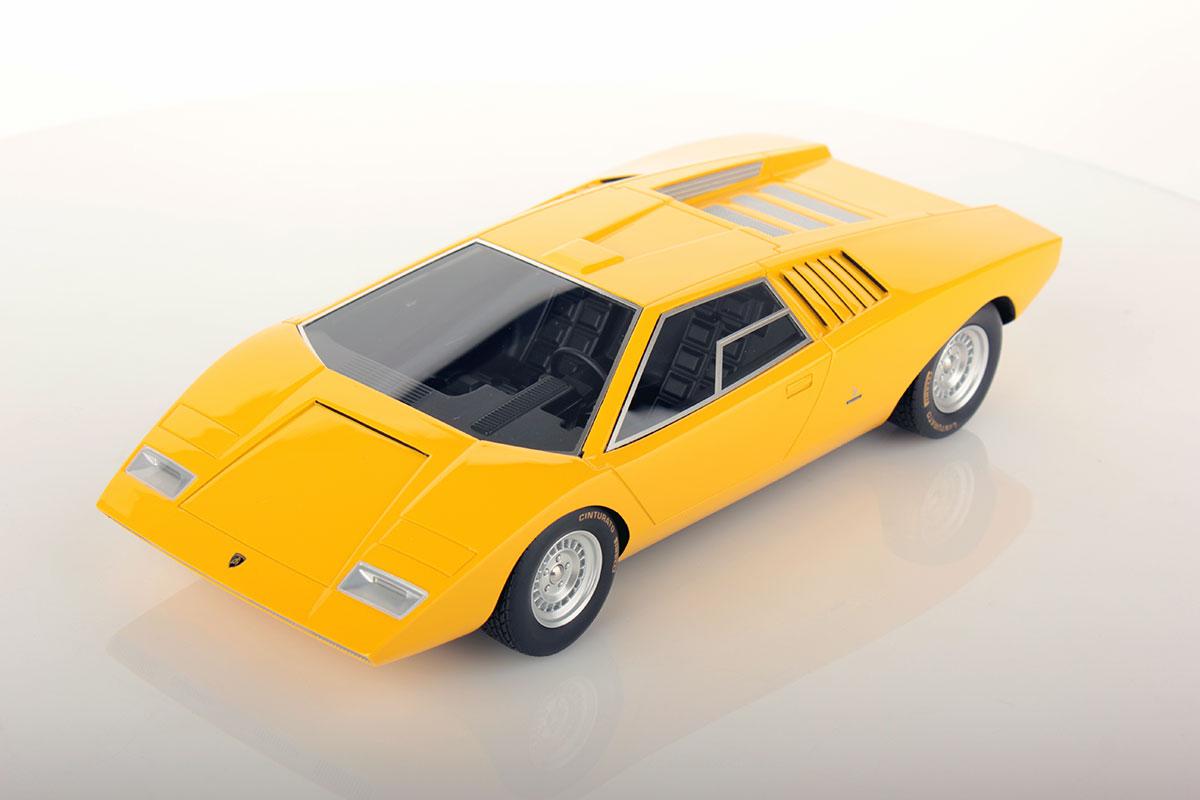 Lamborghini Countach Lp 500 Prototype 1 18 Looksmart Models