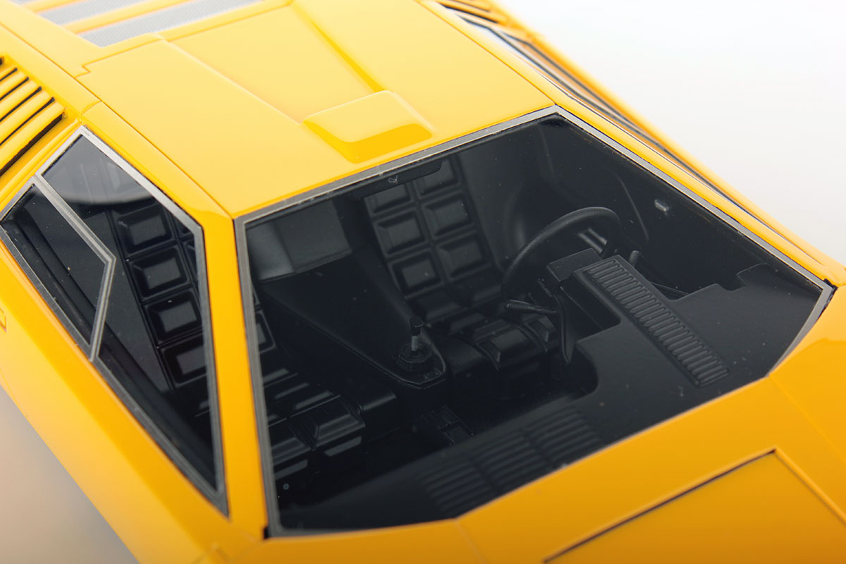 Lamborghini Countach Lp 500 Prototype 1 18 Looksmart Models