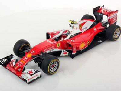 Ferrari SF16-H Raikkonen 1:18