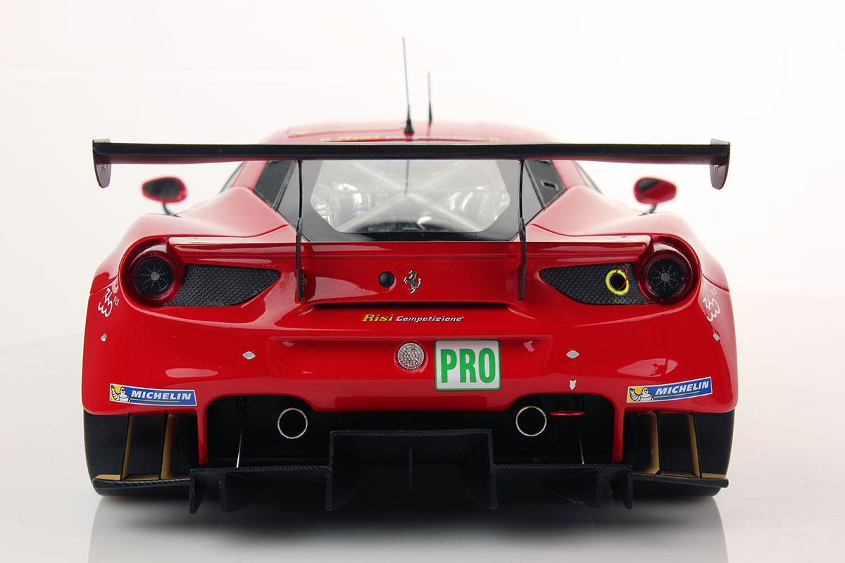 Ferrari 488 Gte Le Mans Series 2016 82 1 18 Looksmart Models