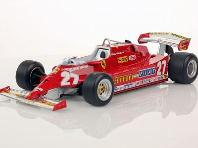 Ferrari 126 CX Long Beach 1:18