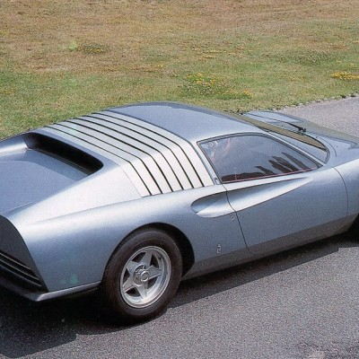 Ferrari Berlinetta P6