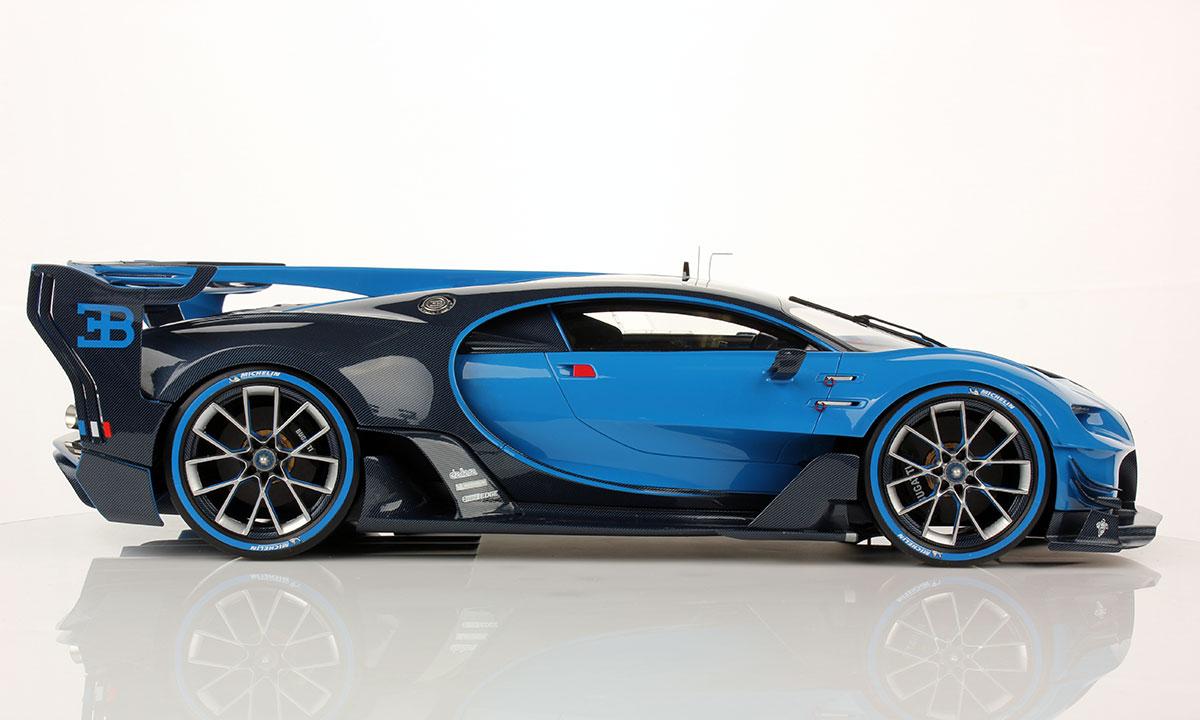 Bugatti Vision Gt >> Bugatti Vision Gt 1 12 Looksmart Models