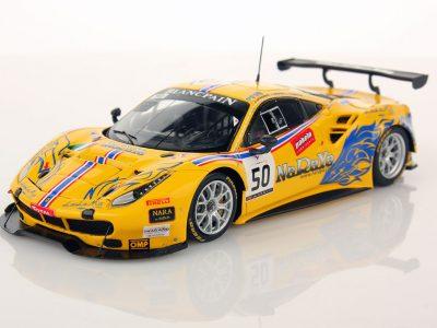 Ferrari 488 GT3 1:43