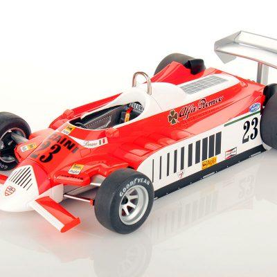 Alfa Romeo 179 Germany 80 1:18
