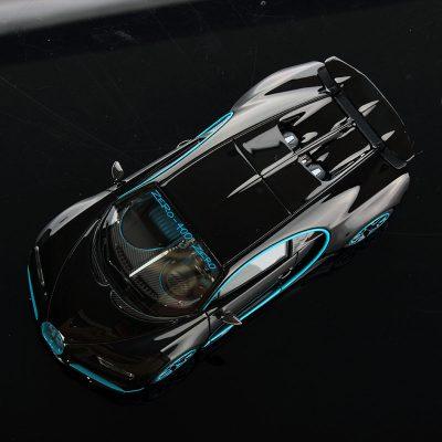 Bugatti Chiron ZERO 400 ZERO 1:43