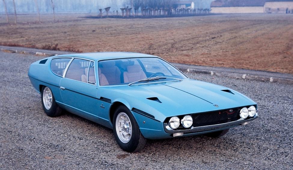 Lamborghini Espada 400 GT 1:18 1:43