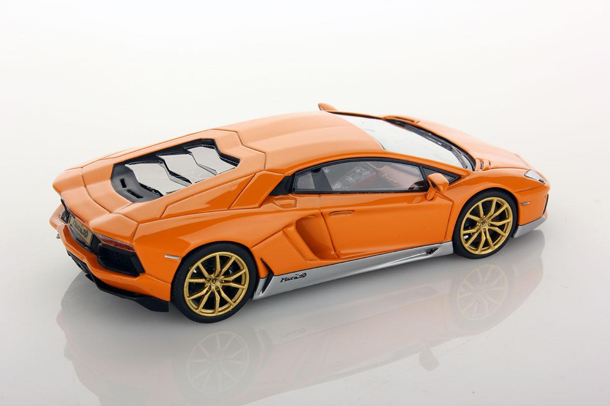Lamborghini Aventador Lp 700 4 Miura Homage 1 43 Looksmart Models