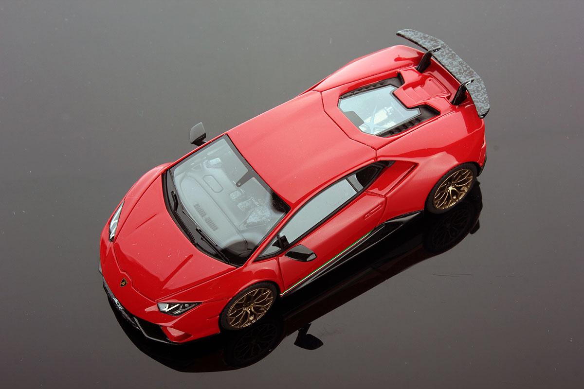 Nurburgring Lap Record >> Lamborghini Huracan Performante 1:43 - Looksmart Models