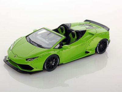 Lamborghini Huracan Aftermarket Spyder 1:43